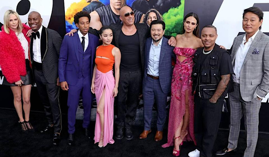Hollywood Insider Fast and Furious, F9 Behind the Scenes, Full Commentary, Red Carpet Premiere Reactions