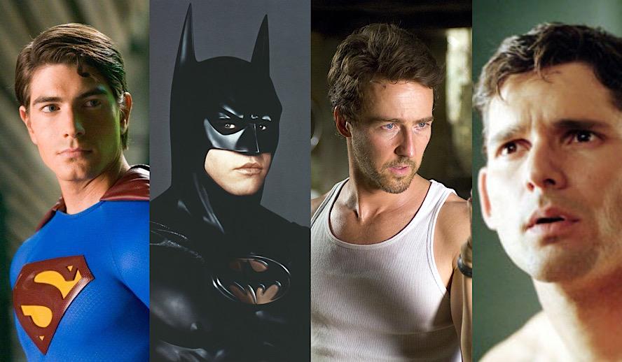 Hollywood Insider Forgotten Superhero Performances, Brandon Routh, Val Kilmer