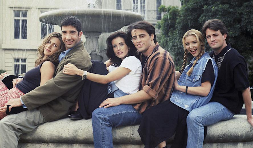 Hollywood Insider Friends TV Sitcom