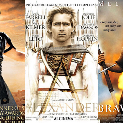 A Eulogy for the Historical Epic Movies: Is it the End of Films Like 'Gladiator', 'Braveheart' & More?
