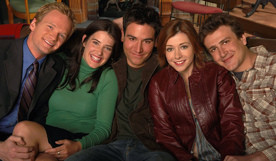 Hollywood Insider How I Met Your Mother Review, Ted Mosby