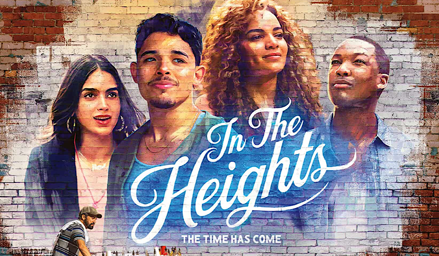 Hollywood Insider In the Heights Review, Lin Manuel Miranda