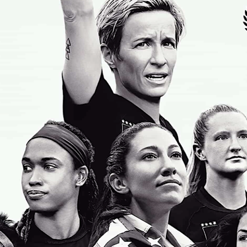 'LFG': Us Women's National Soccer Team Is Better Than the Men's Team- So Let's Pay Them That Way!