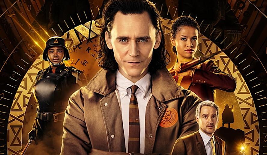 Hollywood Insider Loki Review, Marvel, Tom Hiddleston, Owen Wilson, Gugu Mbatha-Raw