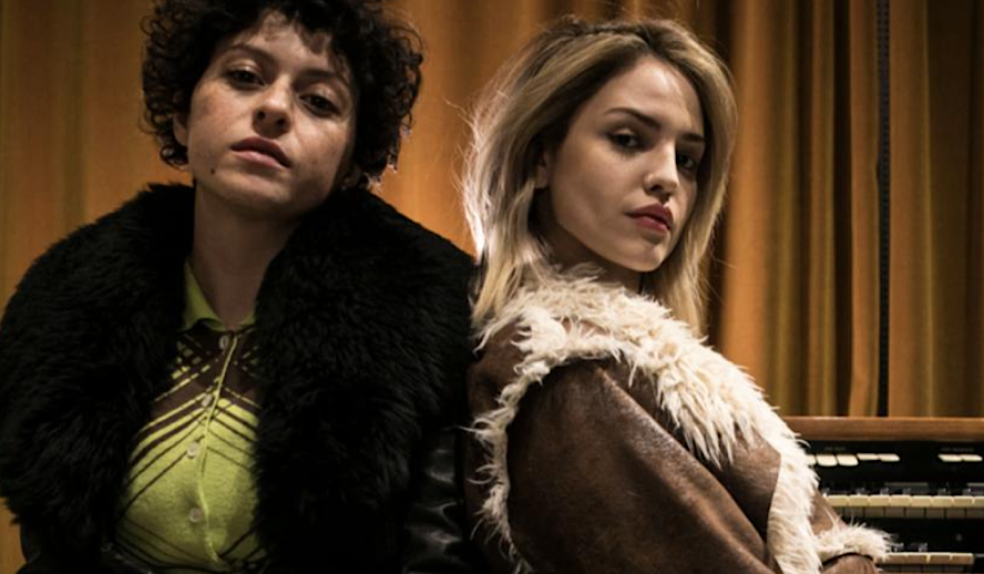 Hollywood Insider Love Spreads Review, Alia Shawkat, Nick Helm, Chanel Cresswell