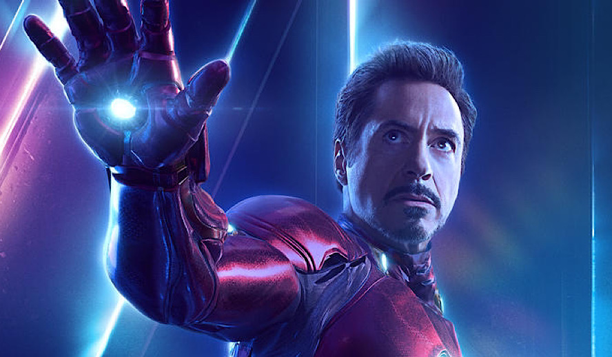 Hollywood Insider Marvel Iron Man and Blue Ocean Strategy