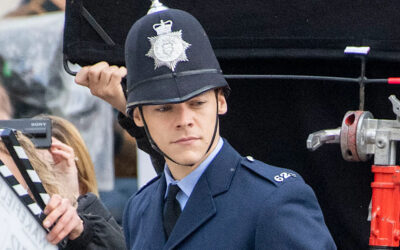 Everything We Know About 'My Policeman' Starring Harry Styles, Emma Corrin, and David Dawson