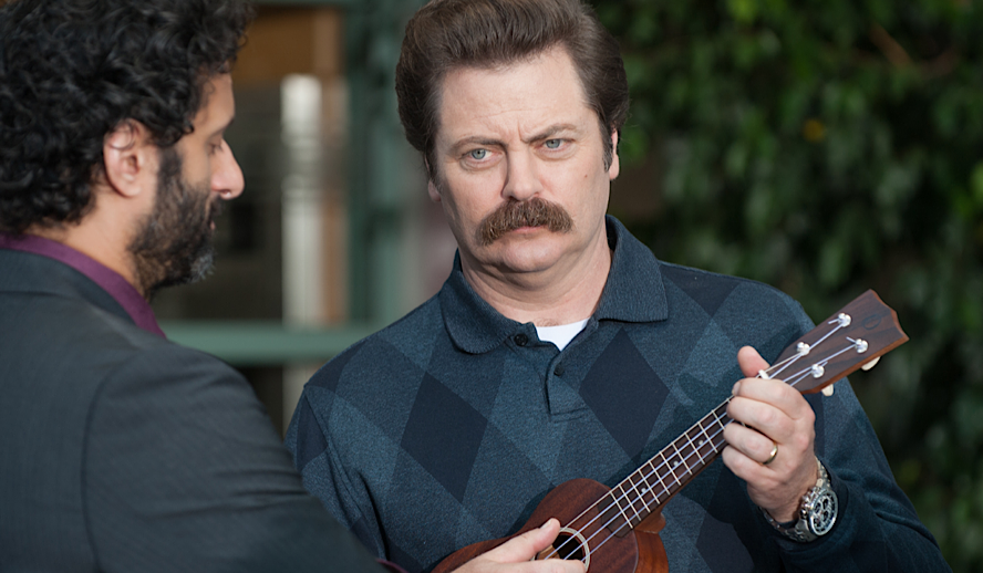 Hollywood Insider Nick Offerman 32 Facts