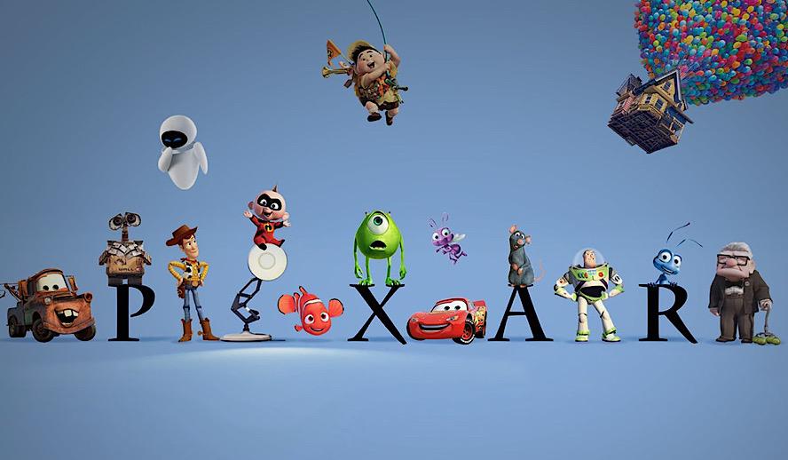 Hollywood Insider Pixar Tribute