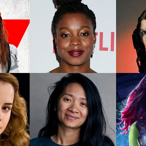 Powerful Women in Movie Franchises: From Carrie Fisher, Scarlett Johansson to Nia DaCosta and Chloé Zhao