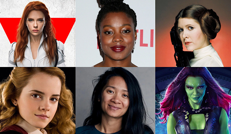 Hollywood Insider Powerful Women in Movie Franchises
