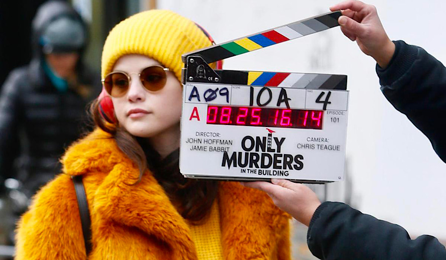 Hollywood Insider Selena Gomez Life, Only Murders in the Building, TV Series News