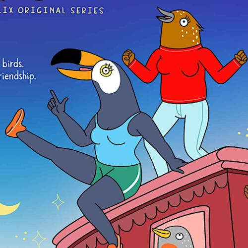 'Tuca & Bertie' Season 2 Brings It's Fun and Frantic Energy Over to Adult Swim