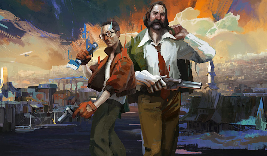 Hollywood Insider Video Game Movies, Disco Elysium