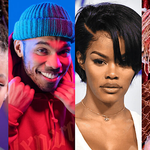 A Few of The Most Underrated Musical Artists of Our Generation - Willow Smith, Teyana Taylor & More