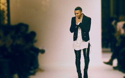 'Wonder Boy': The Brilliant Fashion Designer Olivier Rousteing Searches for His Birth Mother