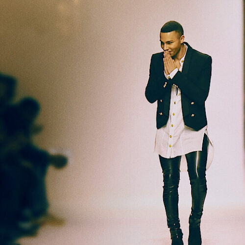 Hollywood Insider Wonder Boy Review, Olivier Rousteing