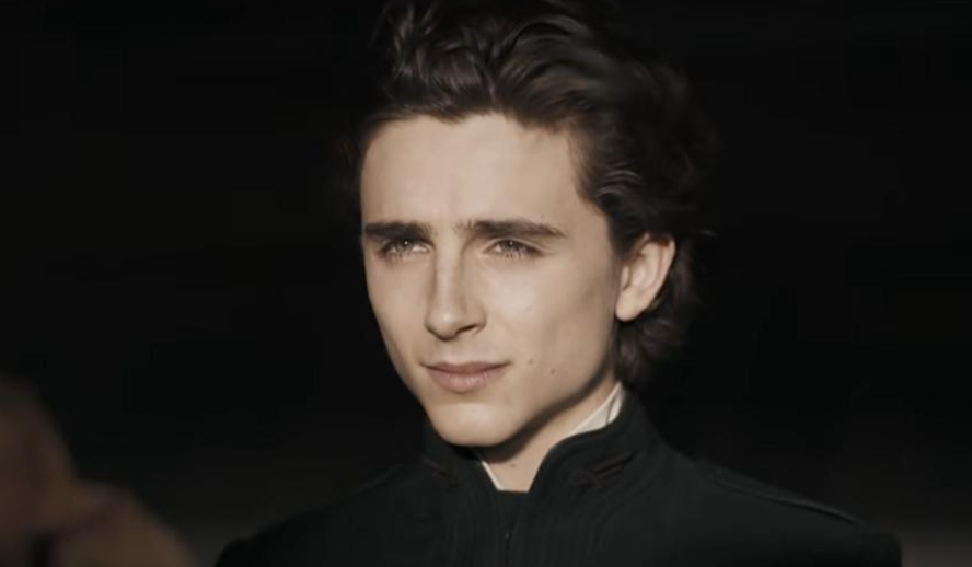 Hollywood Insider 2021 Most Wanted Movie Releases, Dune, Timothee Chalamet