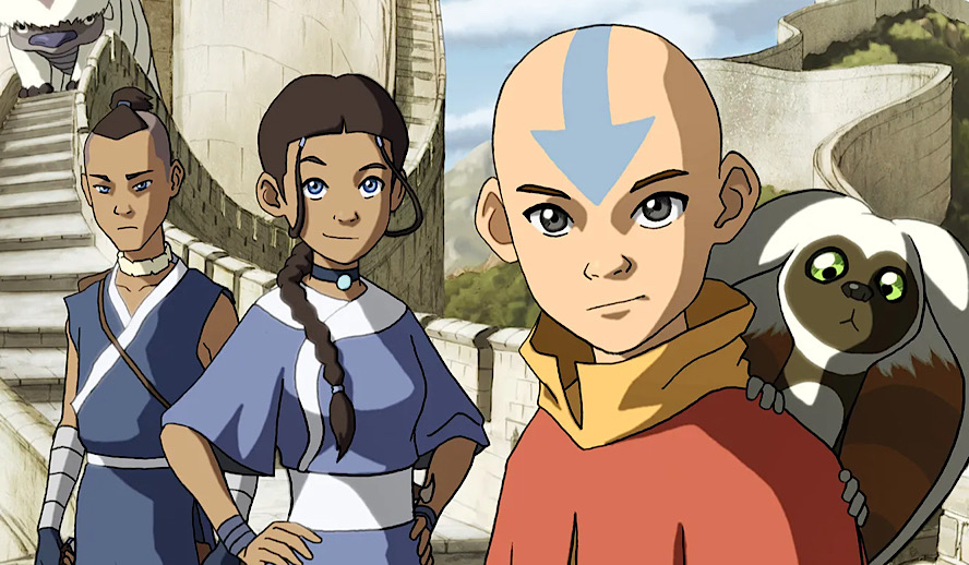 Hollywood Insider Avatar: The Last Airbender, Best Cartoon Diversity Representation