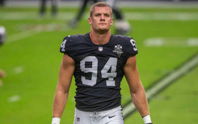 The Independence of Carl Nassib: The First Openly Gay NFL Player – A Touchdown For The LGBTQ+ Community