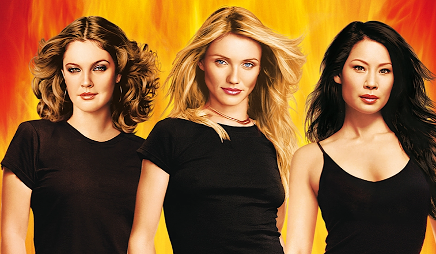 Hollywood Insider Charlie's Angels Review, Netflix, Cameron Diaz, Drew Barrymore, Lucy Liu