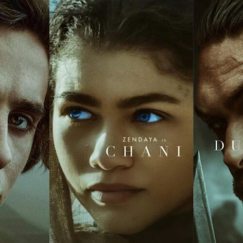 'Dune' One-Night Exclusive IMAX Event Reveals Sneak Peek Footage, Dune Behind the Scenes Content & More