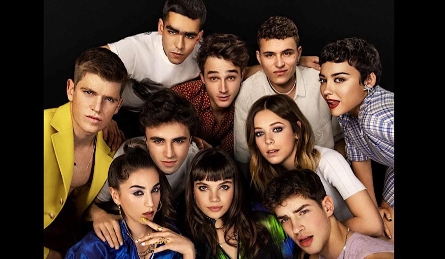 Hollywood Insider Elite Season 4 Spanish TV Series, LGBTQ TV Shows