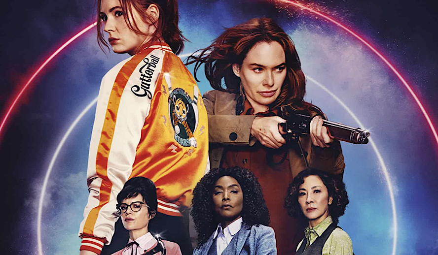 Hollywood Insider Gunpowder Milkshake Review, Katen Gillian, Angela Bassett, Lena Headey, Michelle Yeoh, Paul Giamatti