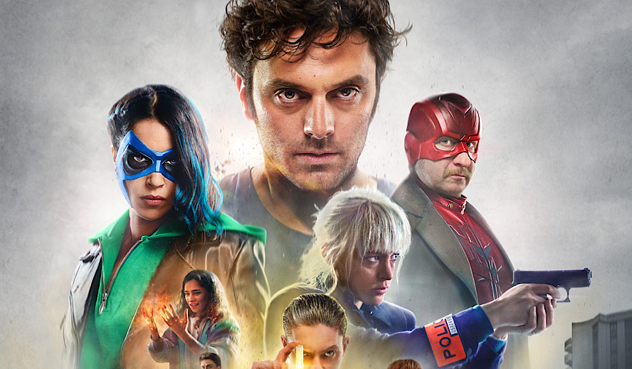 Hollywood Insider How I Became a Superhero Review, French Movies