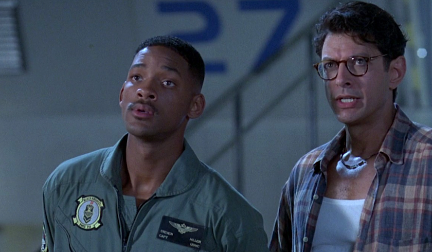 Hollywood Insider Independence Day Review, Modern Blockbuster, Will Smith, Jeff Goldblum
