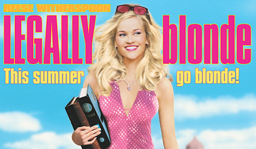 Hollywood Insider Legally Blonde Review, 20 Years, Tribute, Reese Witherspoon