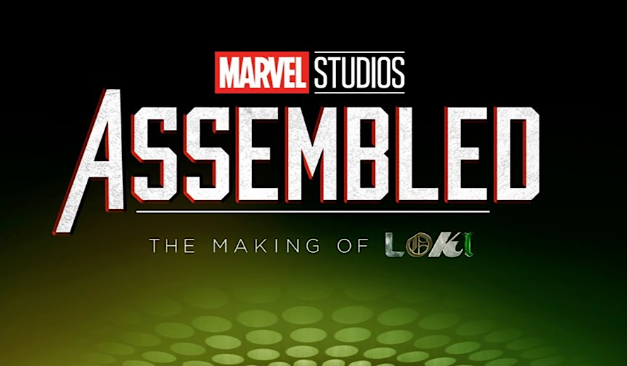 Hollywood Insider Marvel's Assembled Review, The Making of Loki