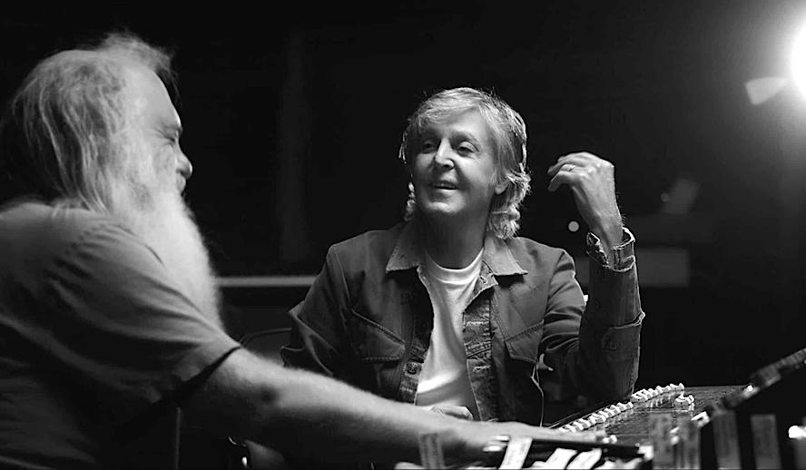 Hollywood Insider McCartney 3, 2, 1 Review, Paul McCartney