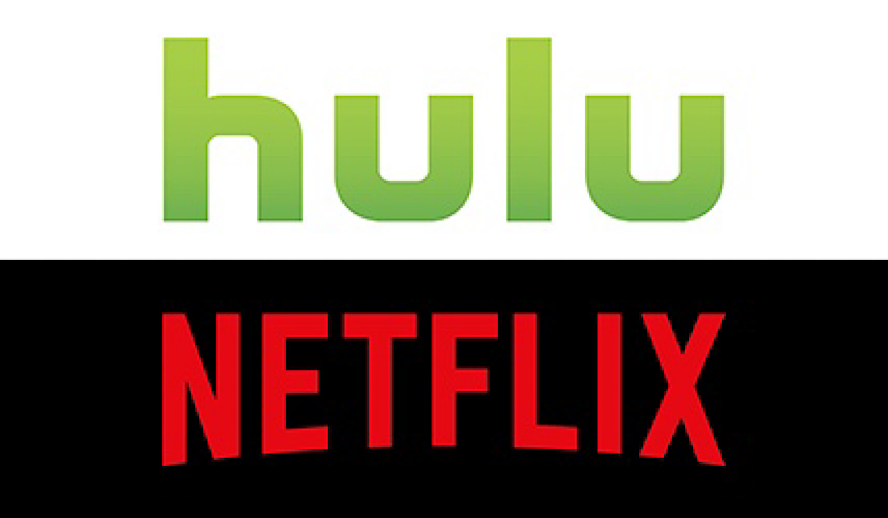 Hollywood Insider Netflix and Hulu - Streaming services