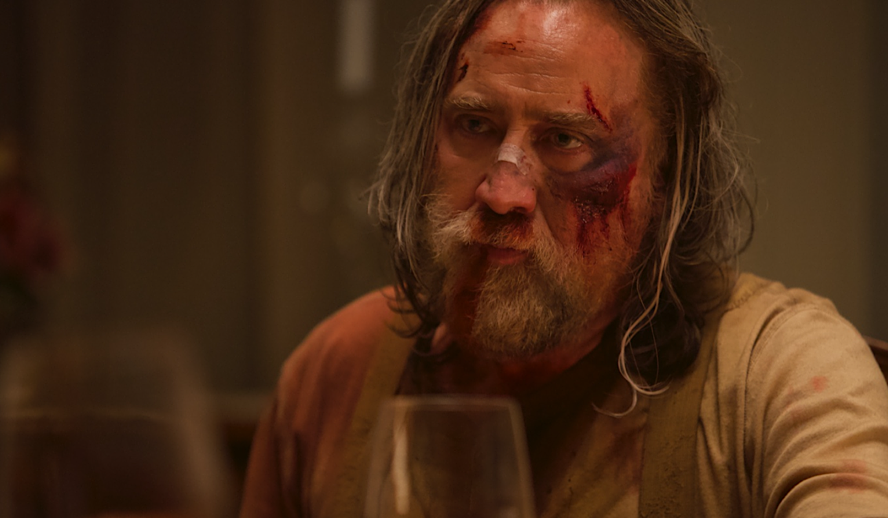 Hollywood Insider Pig Review, Nicolas Cage,