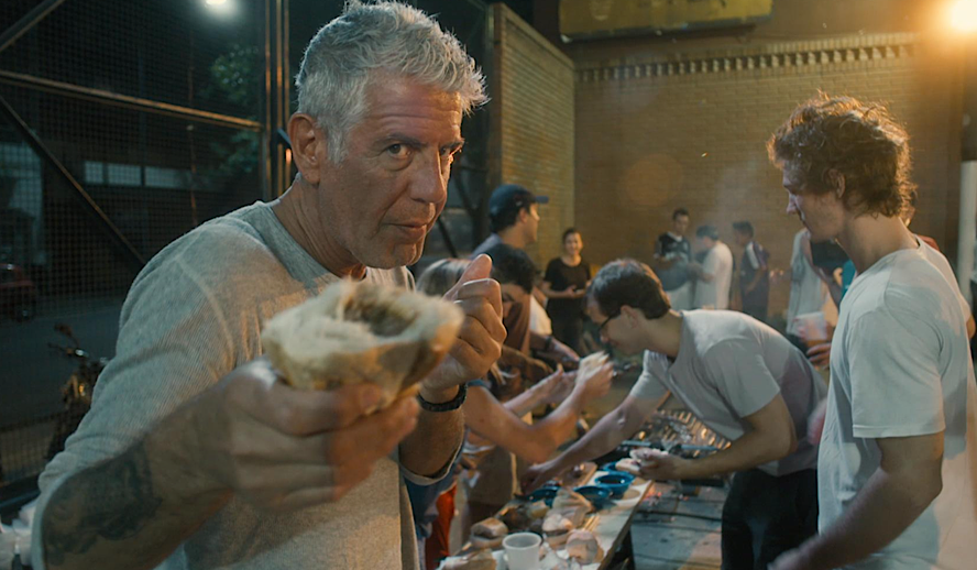 Hollywood Insider Roadrunner: A Film About Anthony Bourdain Review, Chef