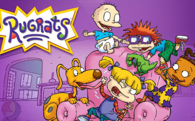 Rebooting My Childhood: From the 'iCarly' to the New 'Rugrats'