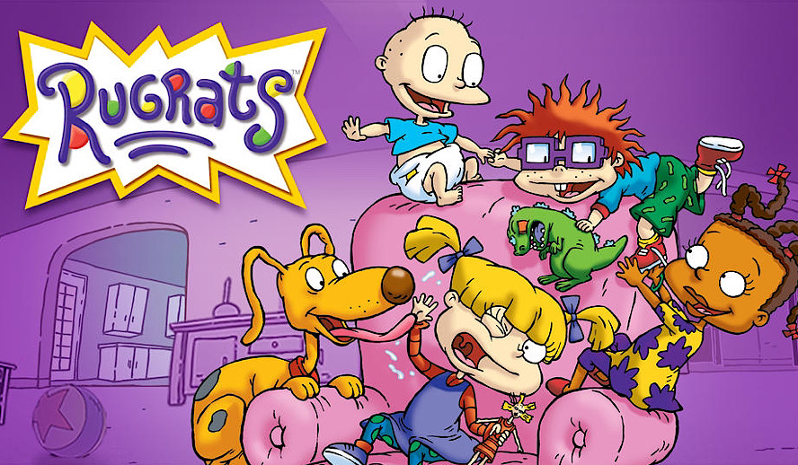 Hollywood Insider Rugrats and iCarly Reboots