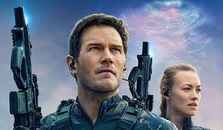 Hollywood Insider The Tomorrow War Review, Chris Pratt