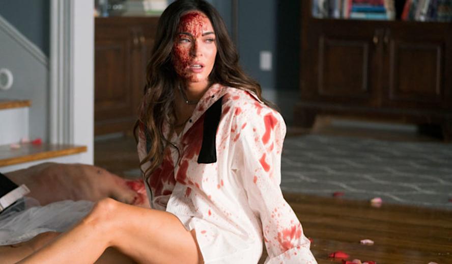 Hollywood Insider Till Death Review, Megan Fox