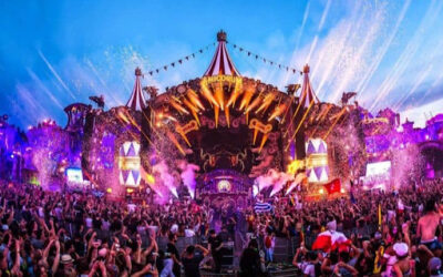 Back in Business ‒ A Map of Upcoming Music Festivals 2021 in America