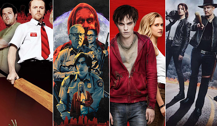 Hollywood Insider Zombie Movies, Undead