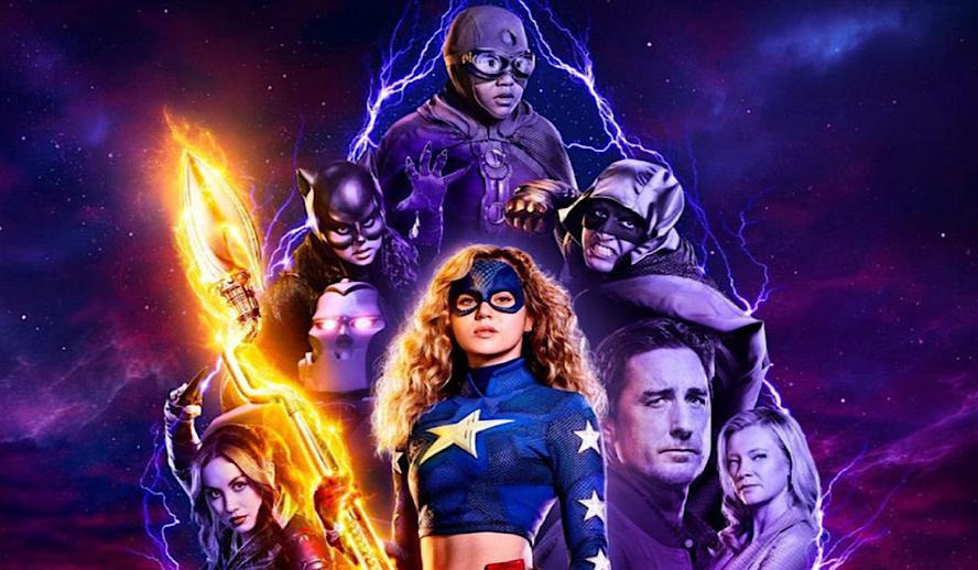 The Hollywood Insider Stargirl Season 2 Review, Brec Bassinger
