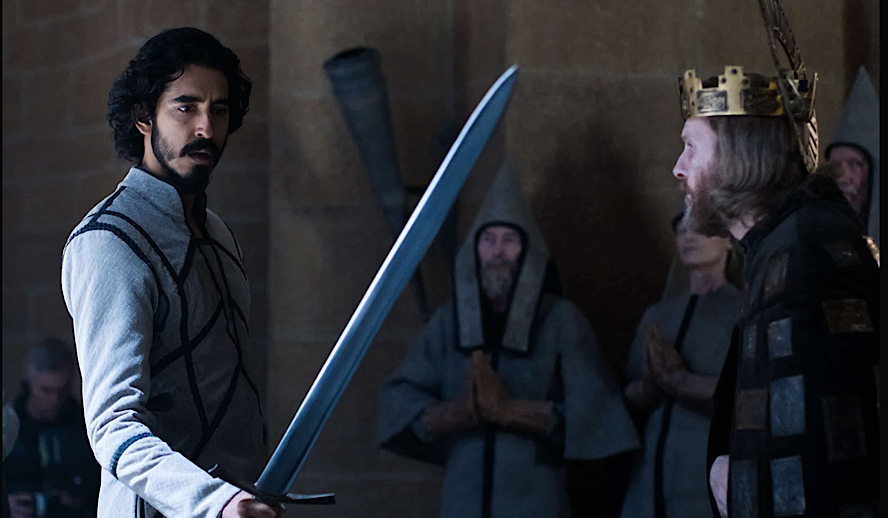 Hollywood Insider The Green Knight Review, David Lowery, Dev Patel