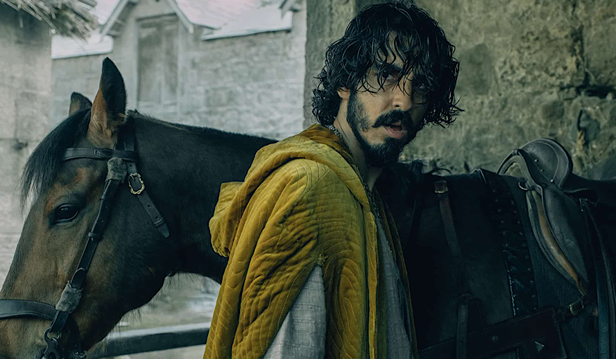 Hollywood Insider The Green Knight Review, Dev Patel, David Lowery