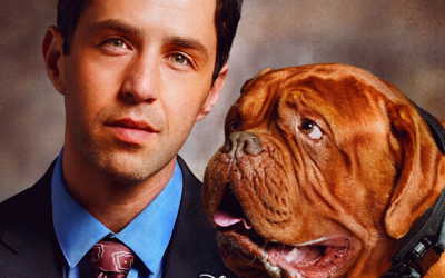 Upcoming Remake of 'Turner and Hooch' to Hit Disney+ Starring Josh Peck