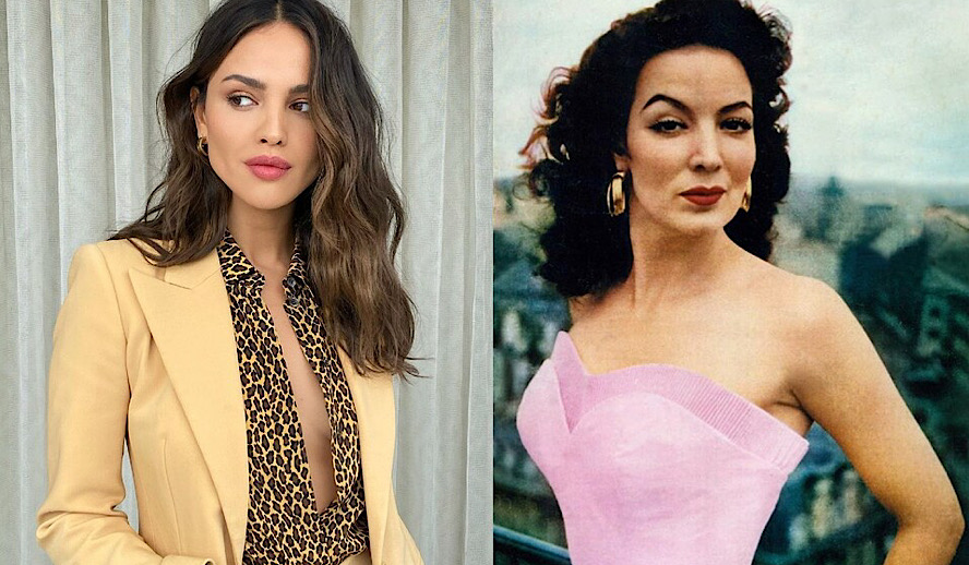 The Hollywood Insider Eiza Gonzalez Maria Felix