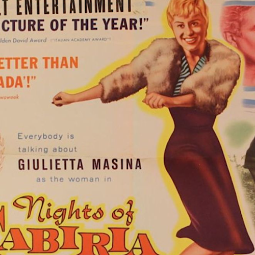 The Fellini Masterpiece – 'Nights of Cabiria': A Woman and Her House