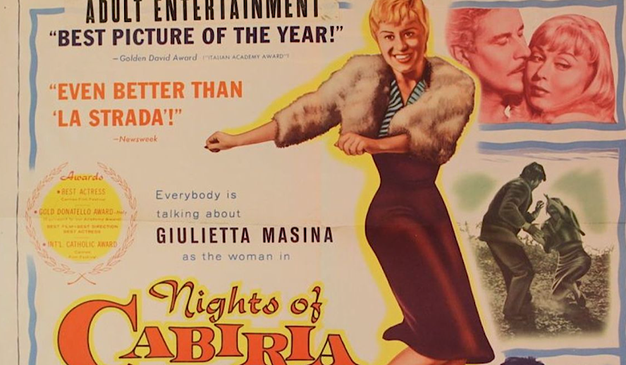 The Hollywood Insider Nights of Cabiria