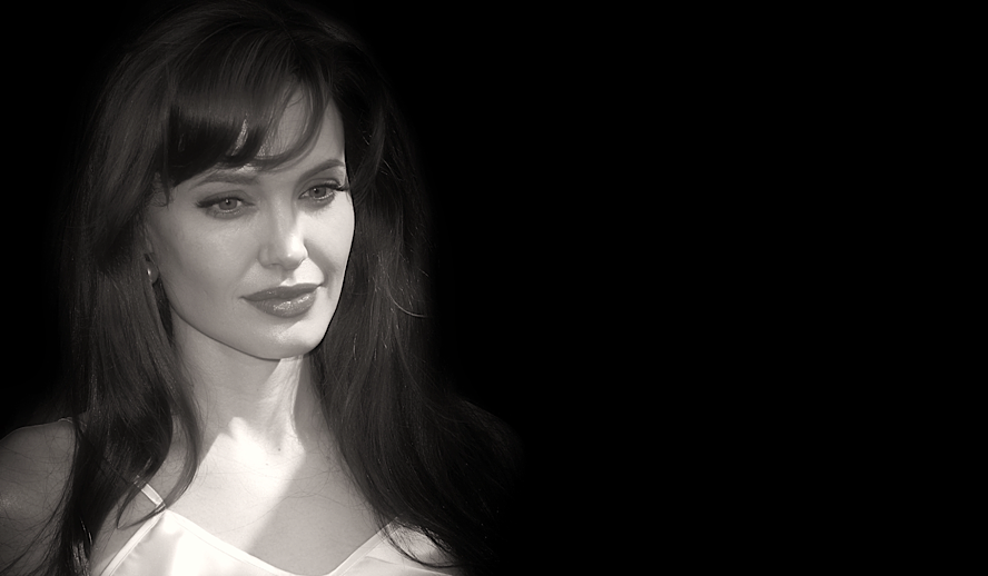 The Hollywood Insider Angelina Jolie Tribute